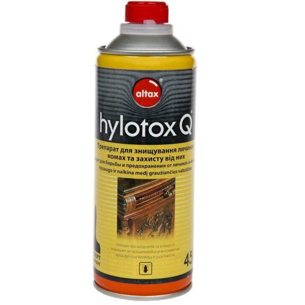 ALTAX HYLOTOX Q apsaugos priemonė medienai nuo vabzdžių