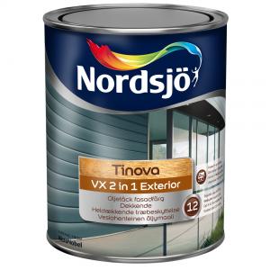 NORDSJO TINOVA VX 2 IN 1 EXTERIOR dažai