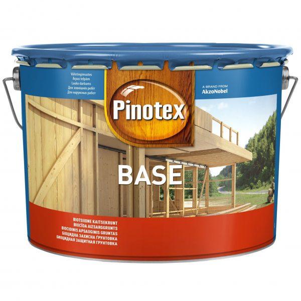 PINOTEX BASE medienos gruntas - impregnantas