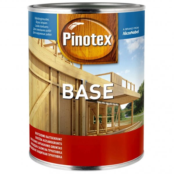 PINOTEX BASE medienos gruntas