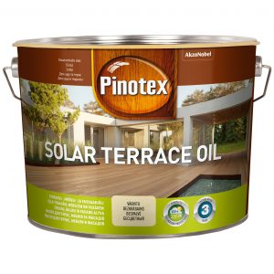 PINOTEX SOLAR TERRACE OIL alyva