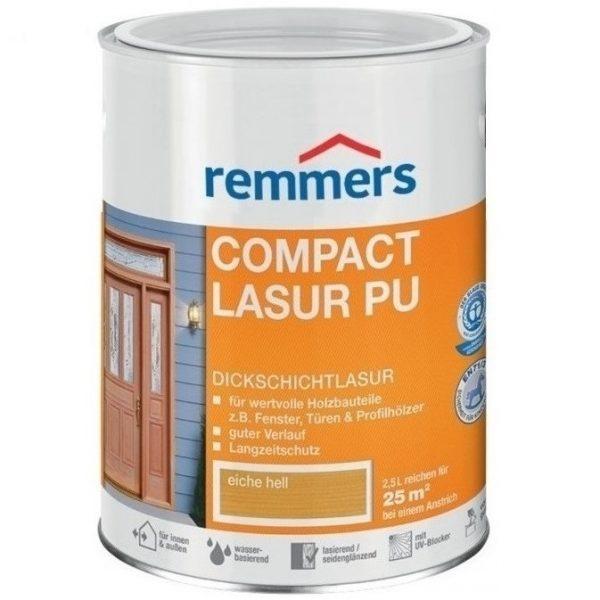 REMMERS COMPACT LASUR PU lazūra