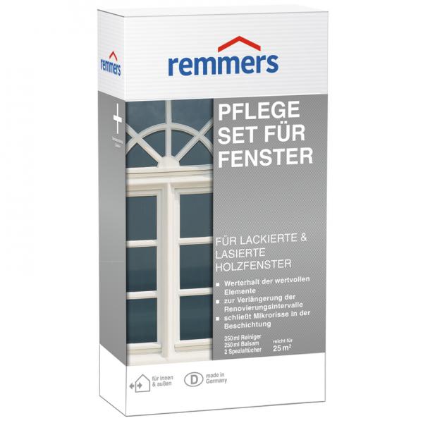 REMMERS PFLEGE SET langų ir durų priežiūros priemonė