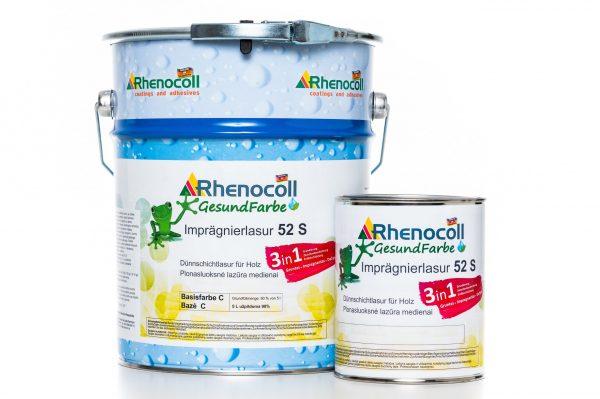 RHENOCOLL 52 S IMPRAGNIERLASUR impregnantas – antiseptikas