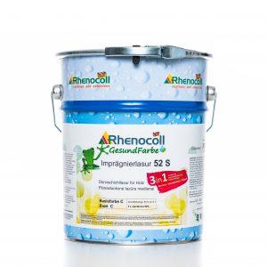 RHENOCOLL 52 S IMPRAGNIERLASUR impregnantas - antiseptikas