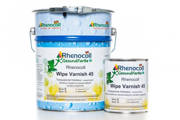 RHENOCOLL WIPE VARNISH 45 beicas
