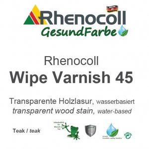RHENOCOLL WIPE VARNISH 45 beicas