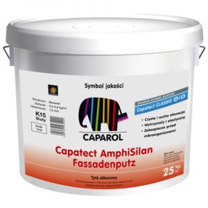 CAPAROL CAPATECT AMPHISILAN FASSADENPUTZ R ir K tinkas