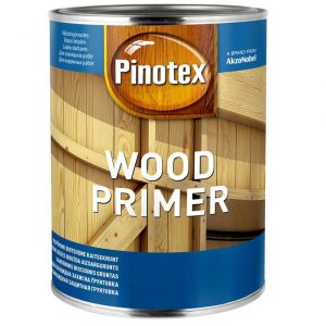 PINOTEX WOOD PRIMER medienos gruntas - impregnantas
