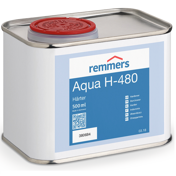 REMMERS AQUA H - 480 HARTER lako kietiklis