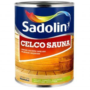 SADOLIN CELCO SAUNA lakas