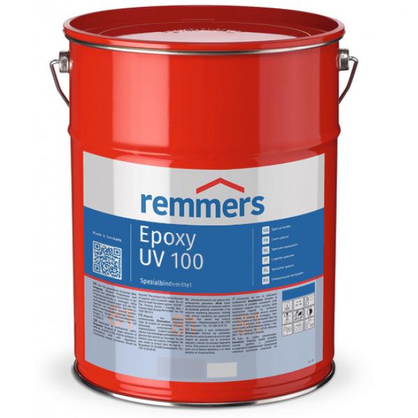 REMMERS EPOXY UV 100 bespalvė, universali epoksidinė derva