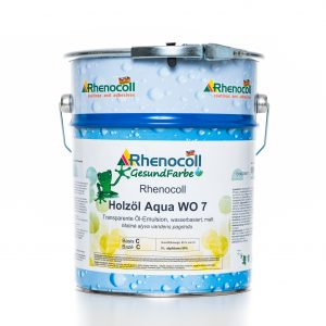 RHENOCOLL HOLZOL AQUA WO 7 aliejaus emulsija