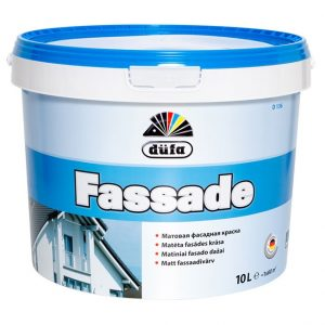 DUFA FASSADE fasadiniai dažai mineraliniams paviršiams