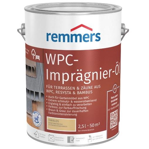 REMMERS WPC IMPRAGNIER OL aliejus terasoms